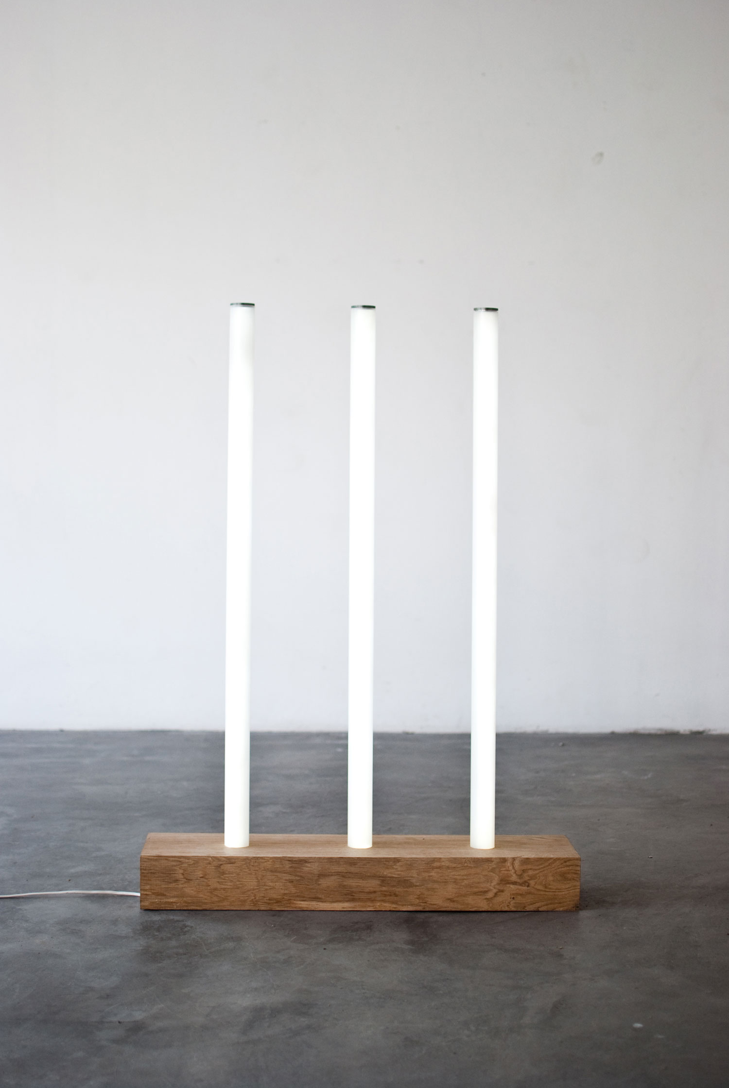Lampade Alte de Ilia Potemine by Bensimon at Design Days Dubai 2014 | Yellowtrace