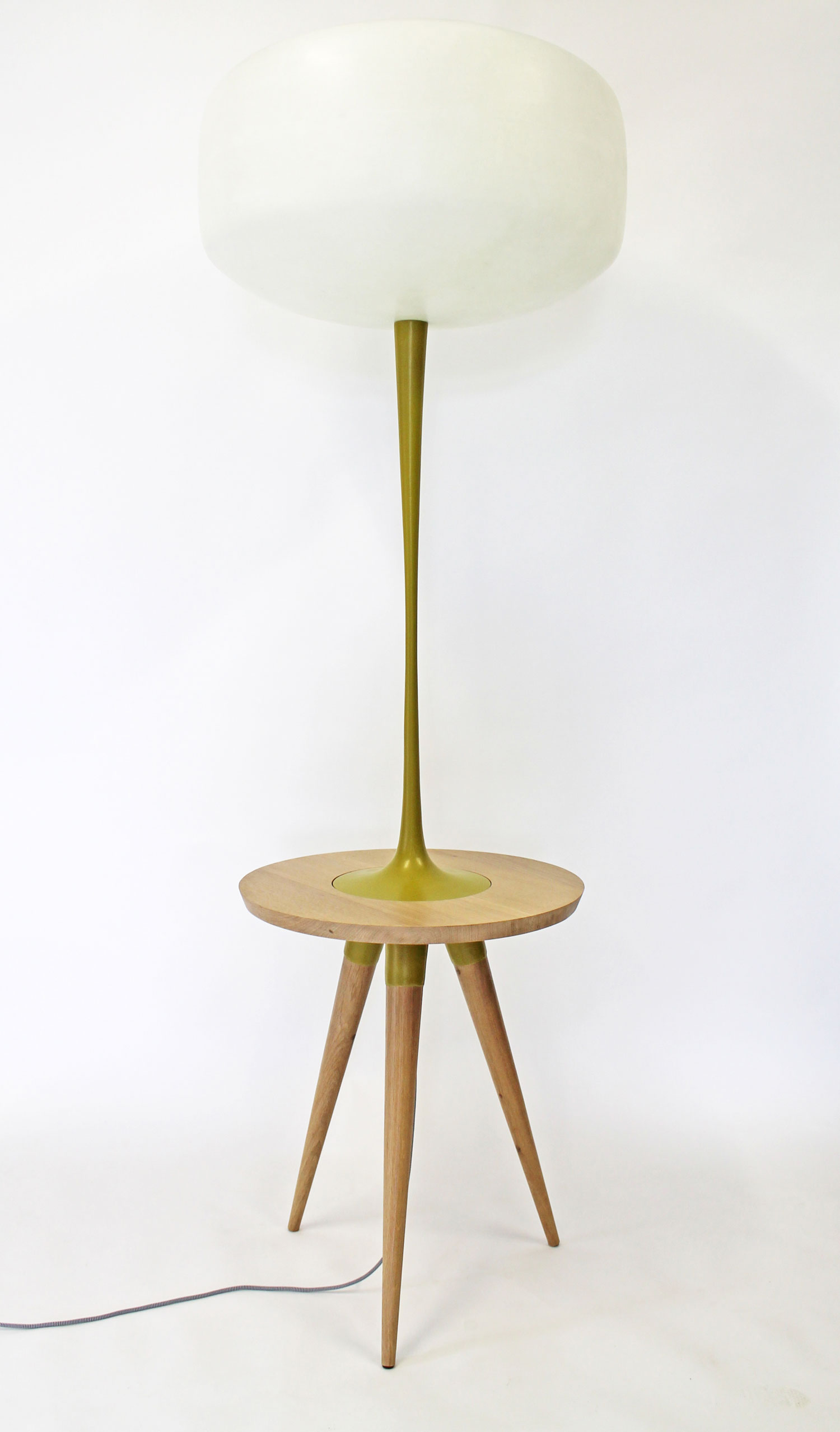 Mandarine Lamp by Binôme at Design Days Dubai 2014 | Yellowtrace
