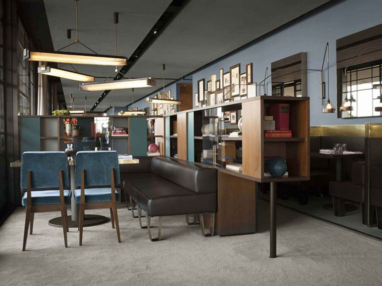 Ceresio 7 Milano by Dimore Studio for DSQUARED²   Yellowtrace