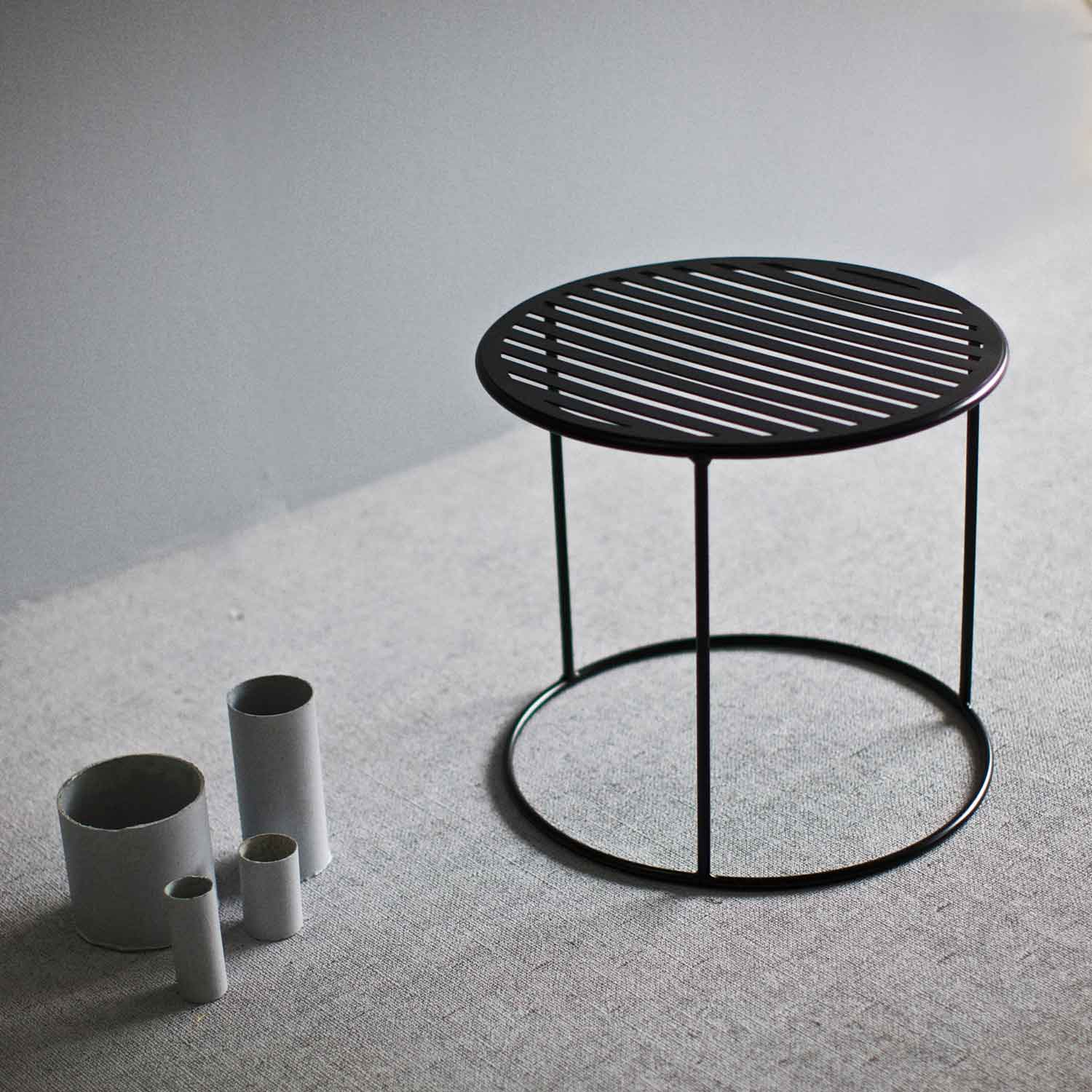 Daniel Barbera Uccio Side Table | Yellowtrace