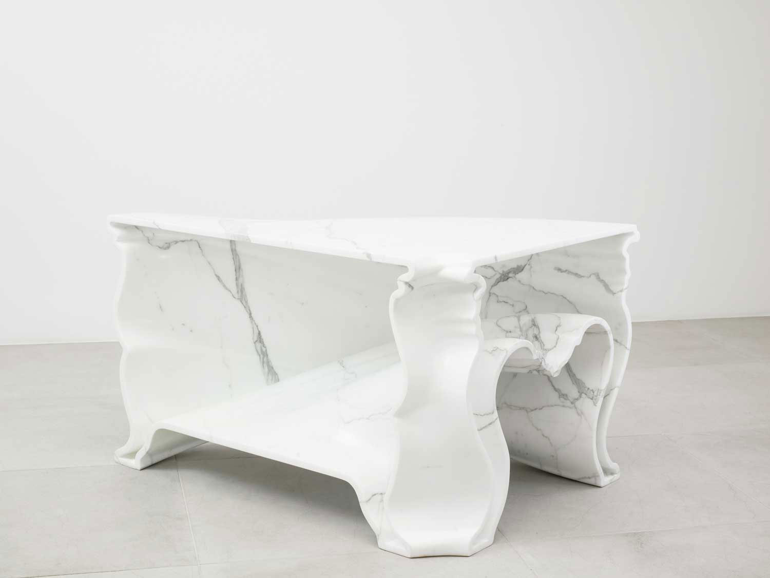 Cinderella Table by Demakersvan at Design Days Dubai 2014 | Yellowtrace