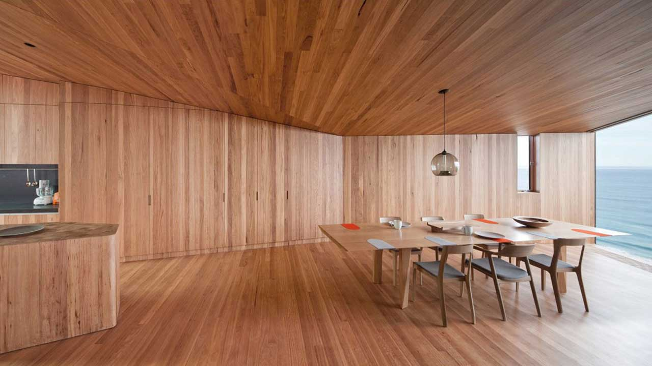 Fairhaven Beach House in Victoria, Australia by John Wardle Architects | Yellowtrace