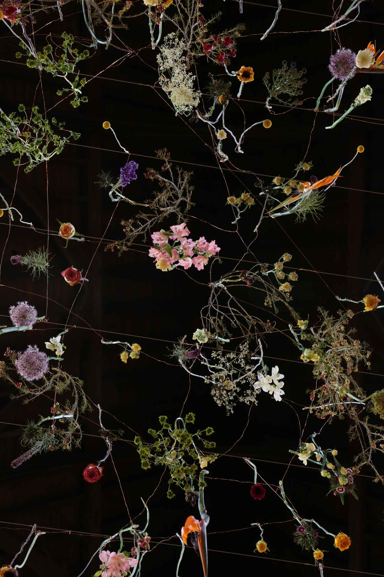 Floral Art by Rebecca Louise Law | Yellowtrace