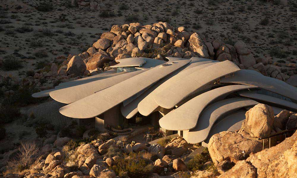 Joshua Tree House by Kendrick Bangs Kellogg.