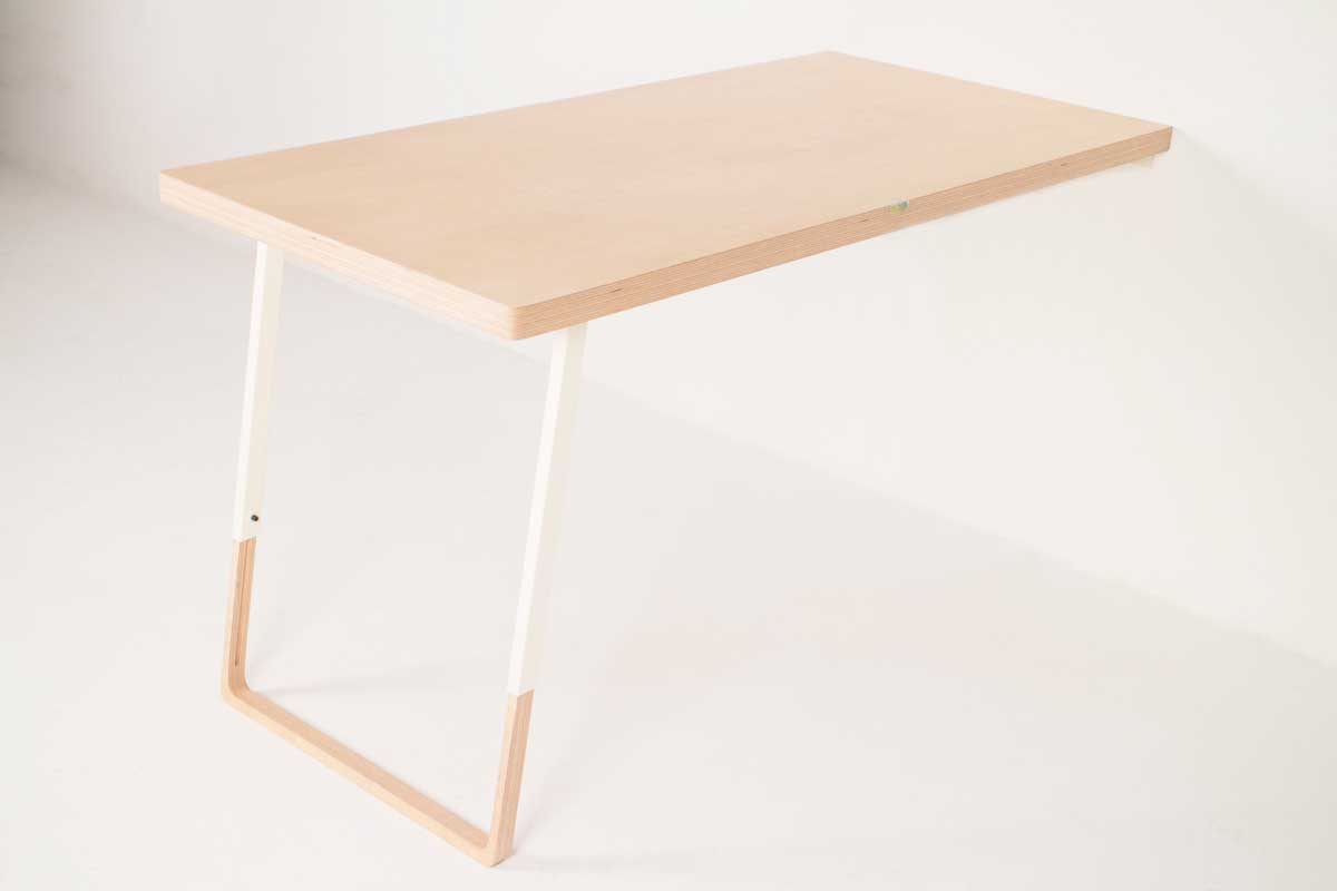 Level Table by Luis Delgado | Yellowtrace