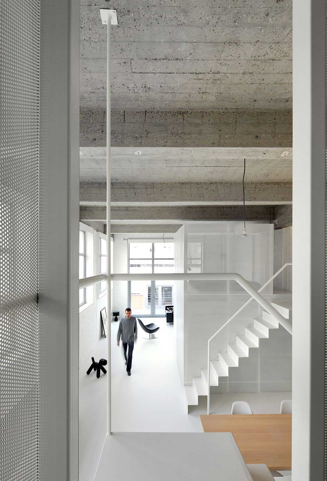 Loft FOR / adn Architectures | Yellowtrace
