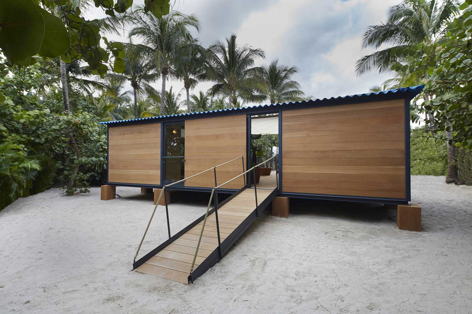 Gallery Post // Charlotte Perriand's 1934 Miami Beach House by Louis Vuitton.
