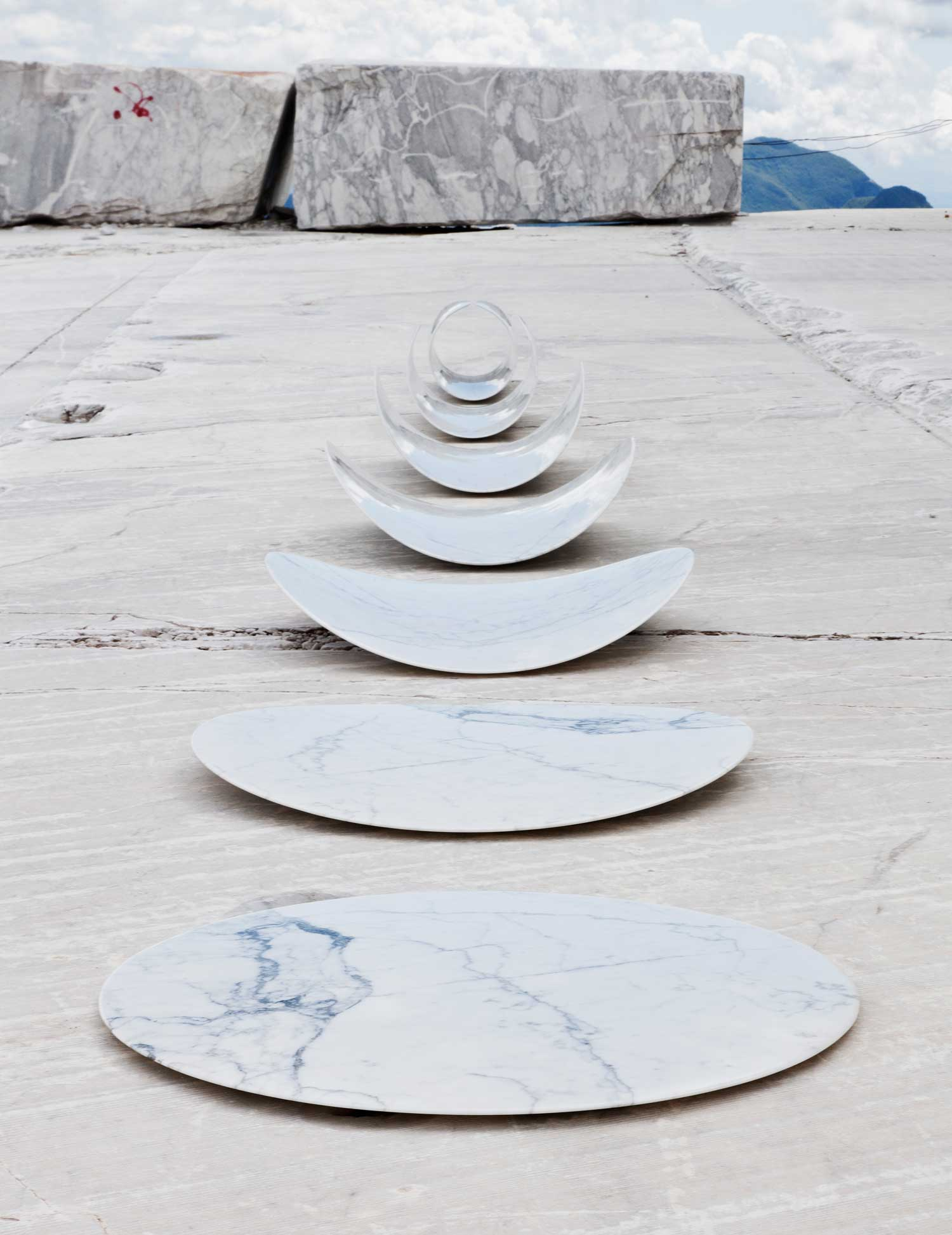 Miracle Chips by Michael Anastassiades at Design Days Dubai 2014 | Yellowtrace