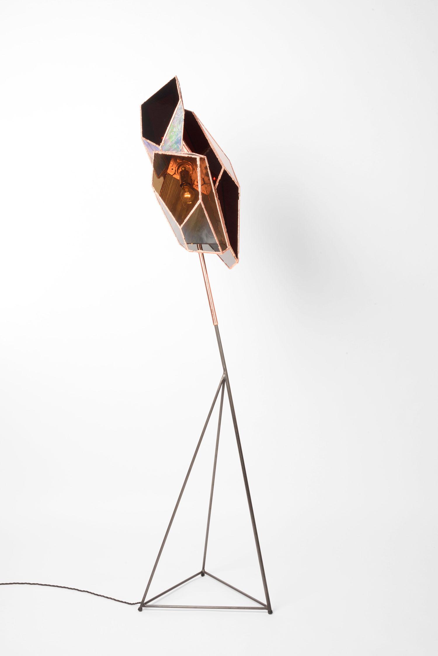 OverNight Floor Lamp 2 by Odd Matter at Design Days Dubai 2014   Yellowtrace