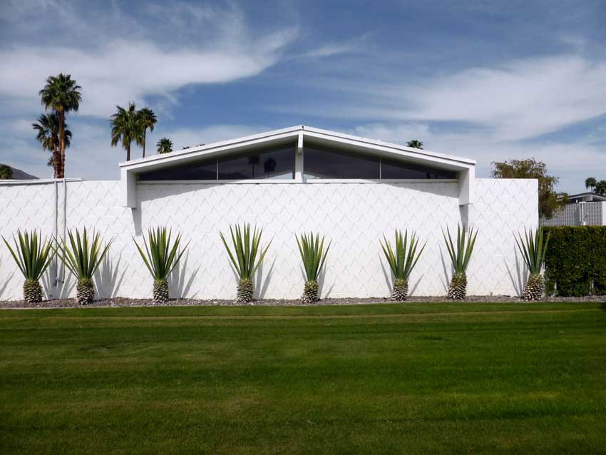 Palm Canyon. Palm Springs Modernism Week 2014 | Yellowtrace
