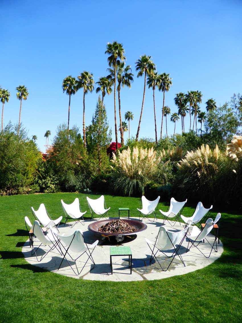 The Parker Hotel. Palm Springs Modernism Week 2014 | Yellowtrace
