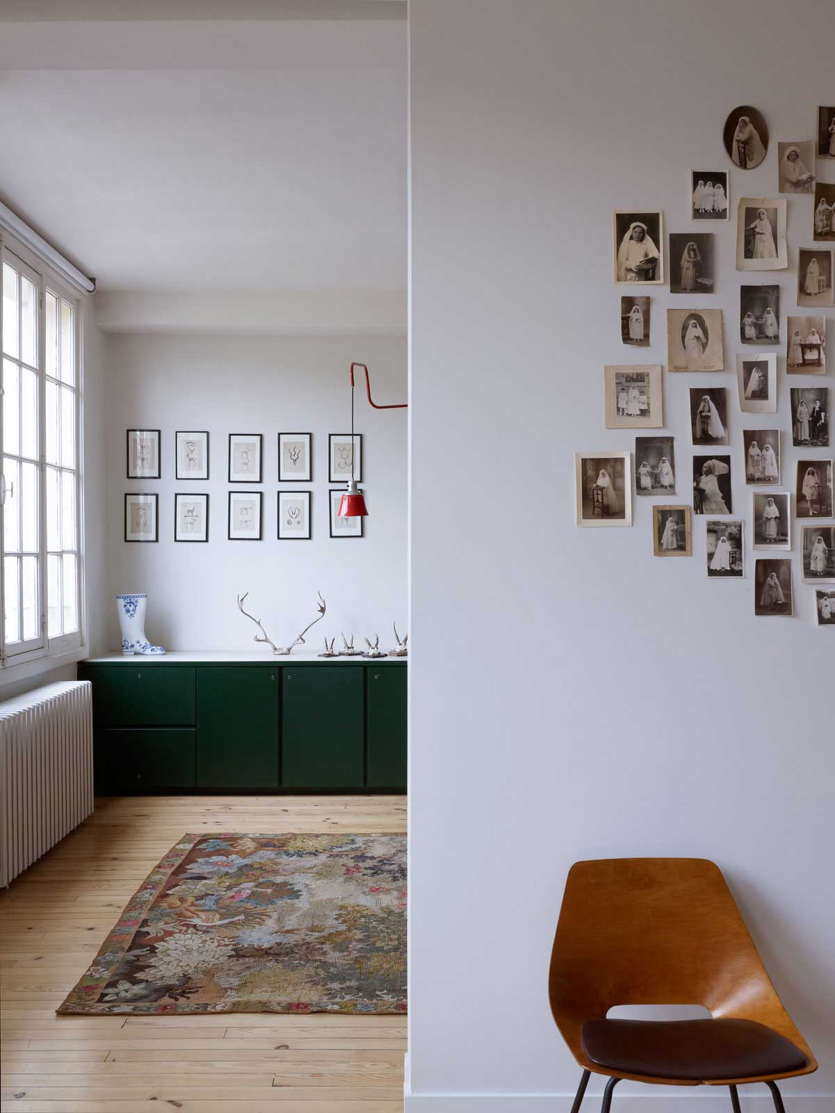 Passage Charles Dallery by Regis Larroque | Yellowtrace