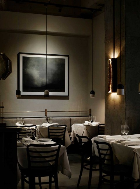 Prix Fixe Restaurant by Fiona Lynch // Melbourne.