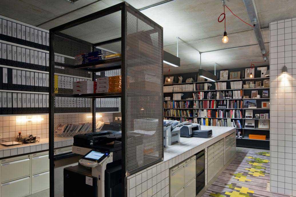 Project Orrange Studio in London   Yellowtrace