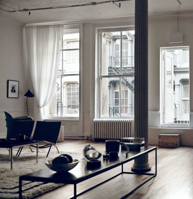 The Apartment by The Line | Yellowtrace