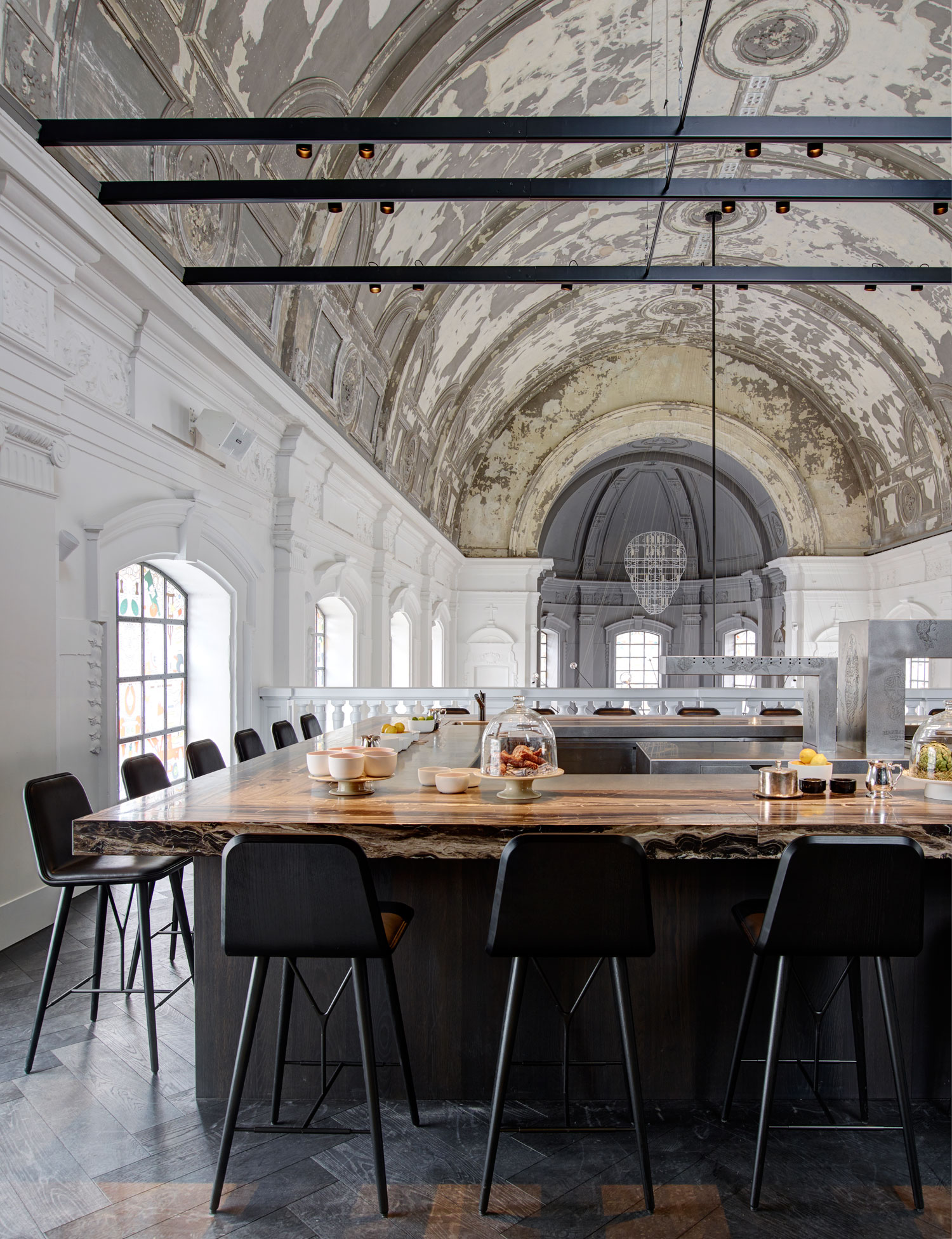 The Jane Antwerp, Divine Fine Dining by Piet Boon | Yellowtrace