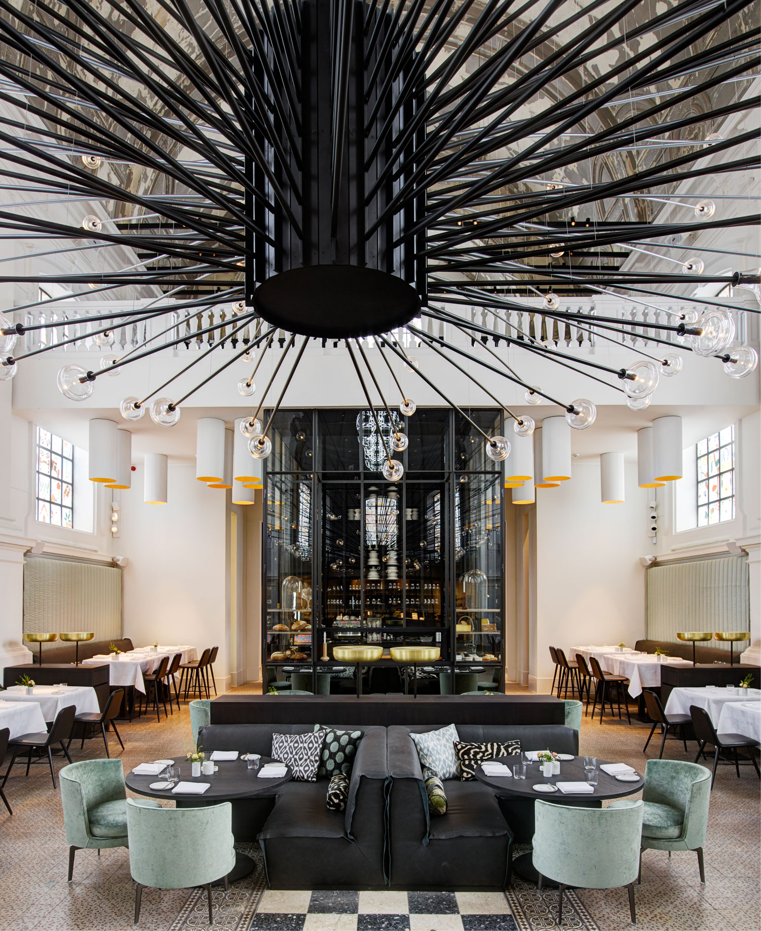 The Jane Antwerp; Divine Fine Dining By Piet Boon