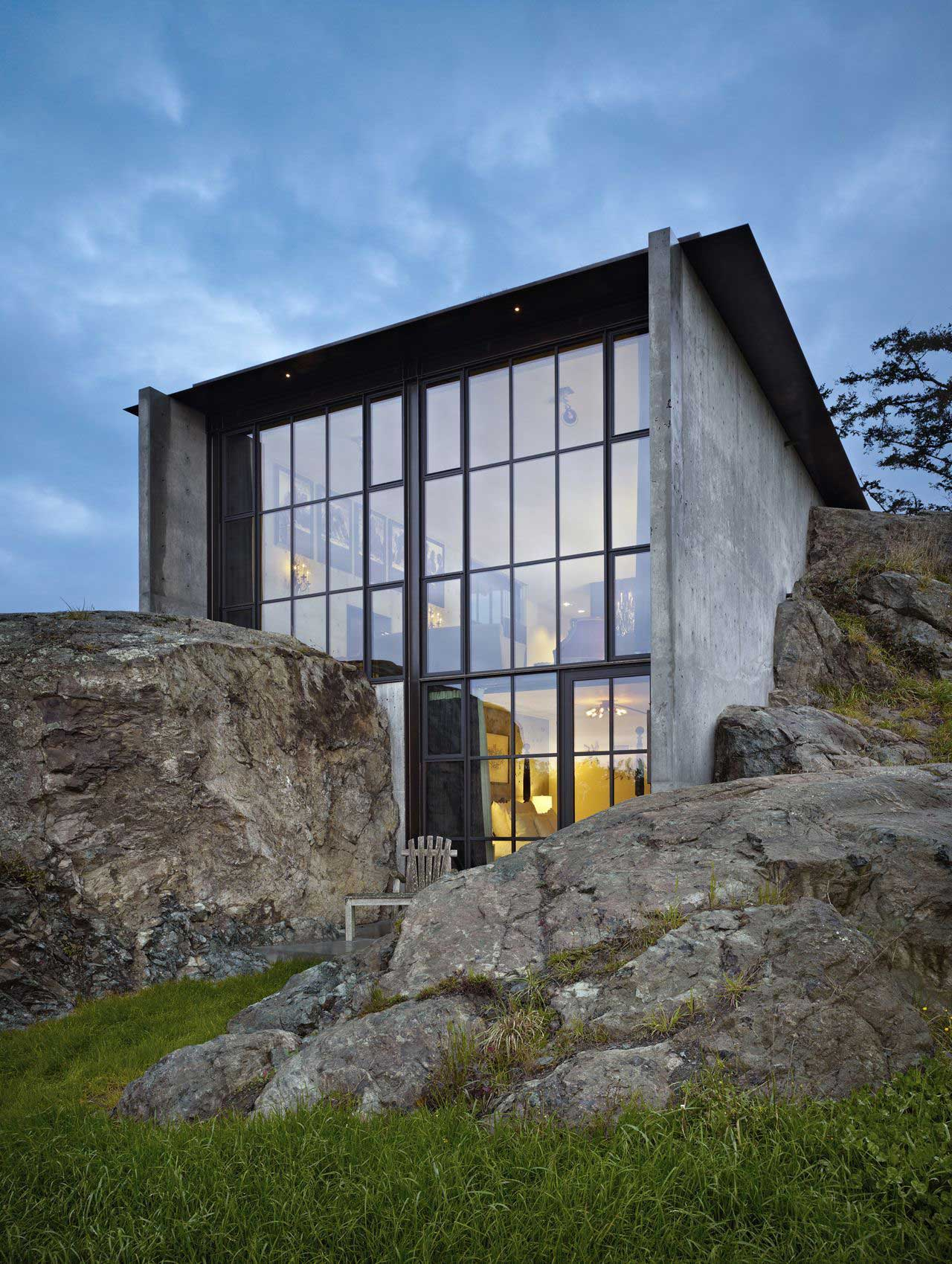 Pierre by Olson Kundig Architects | Yellowtrace