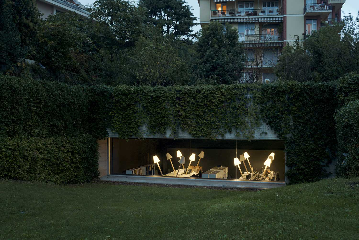 Underground Garage by Carlo Bagliani | Yellowtrace