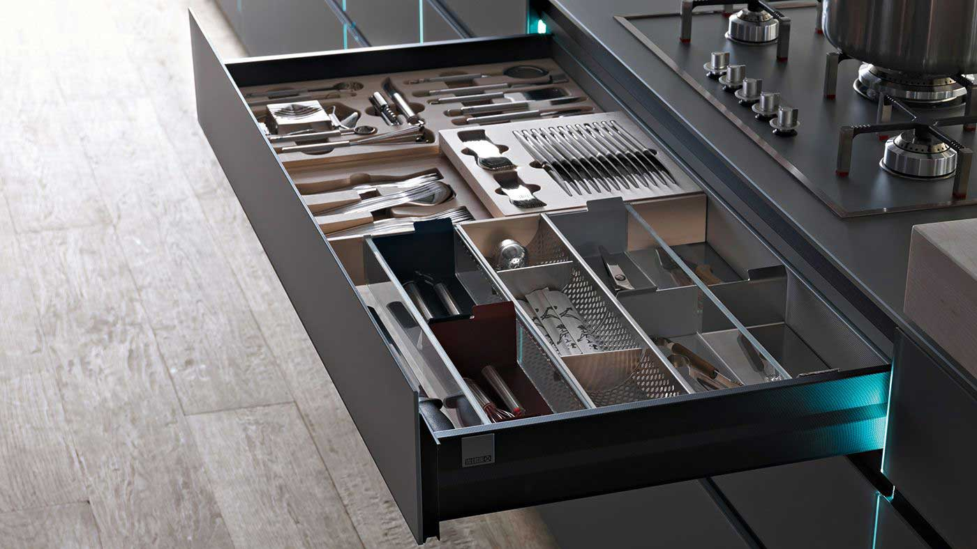 Introducing valcucine italian kitchens at rogerseller for Kitchen manufacturers sydney