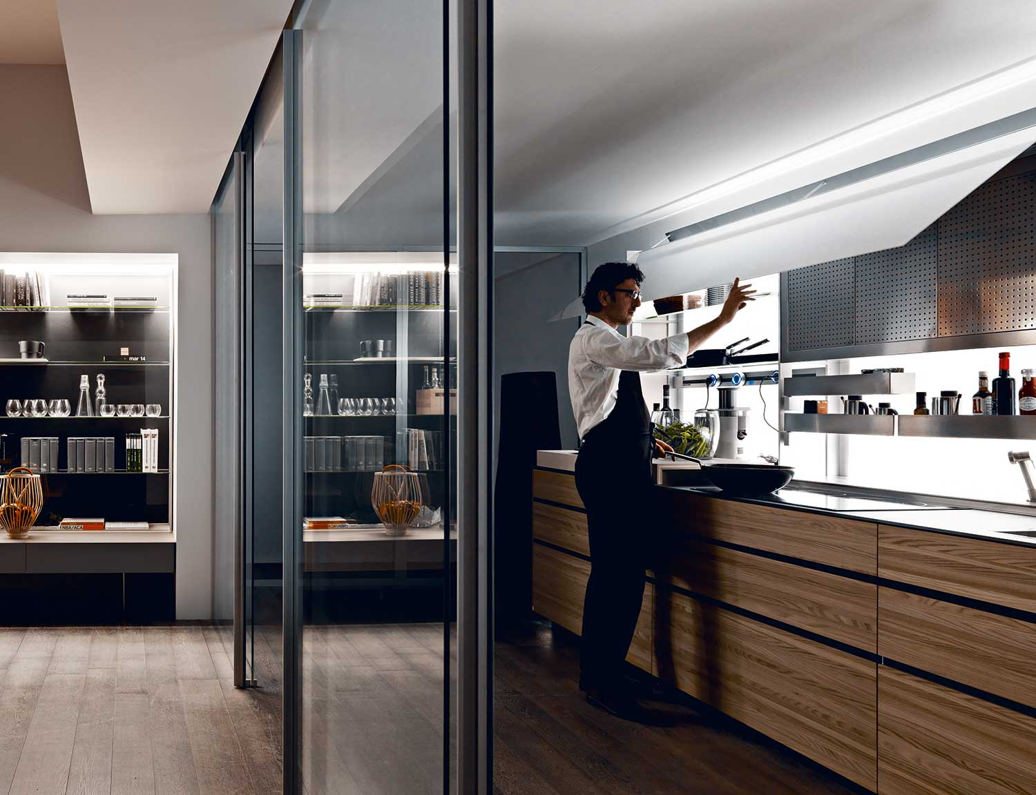 Introducing Valcucine Italian Kitchens at Rogerseller | Yellowtrace.