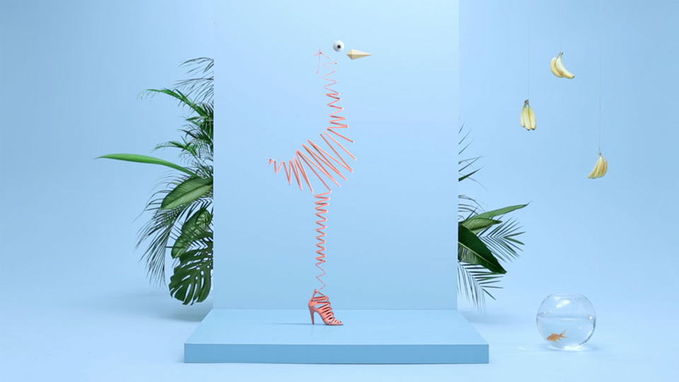 Video // Hermès Métamorphose by Vallée Duhamel.