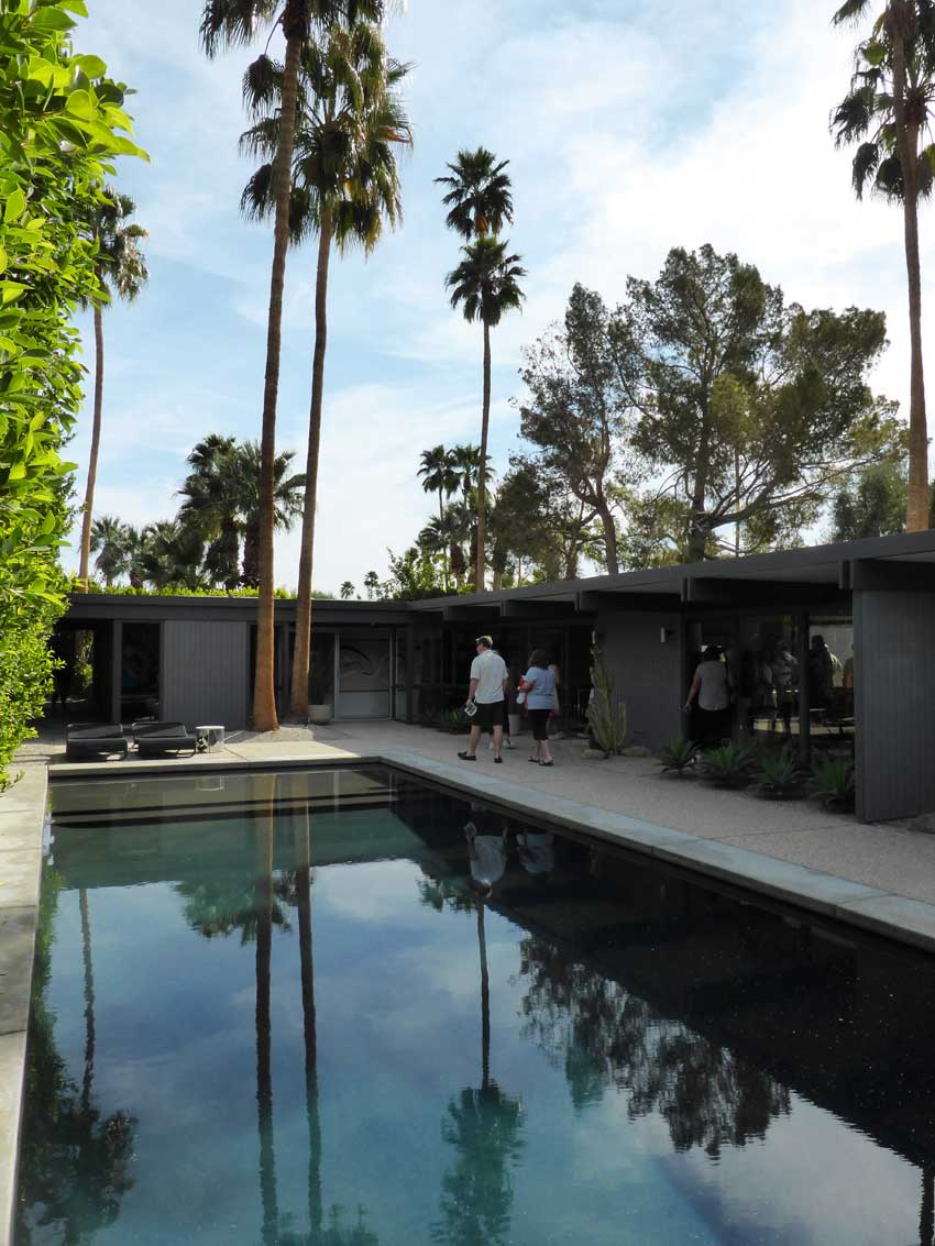 Wexler House. Palm Springs Modernism Week 2014 | Yellowtrace