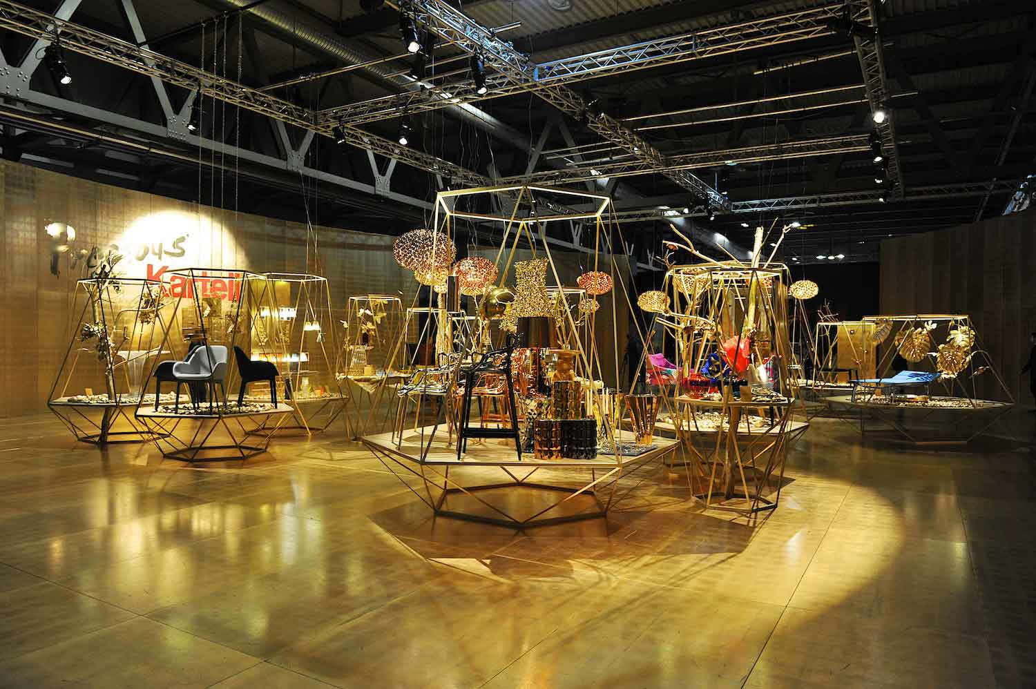 Salone Del Mobile 2015 (Milan International Furniture Fair).