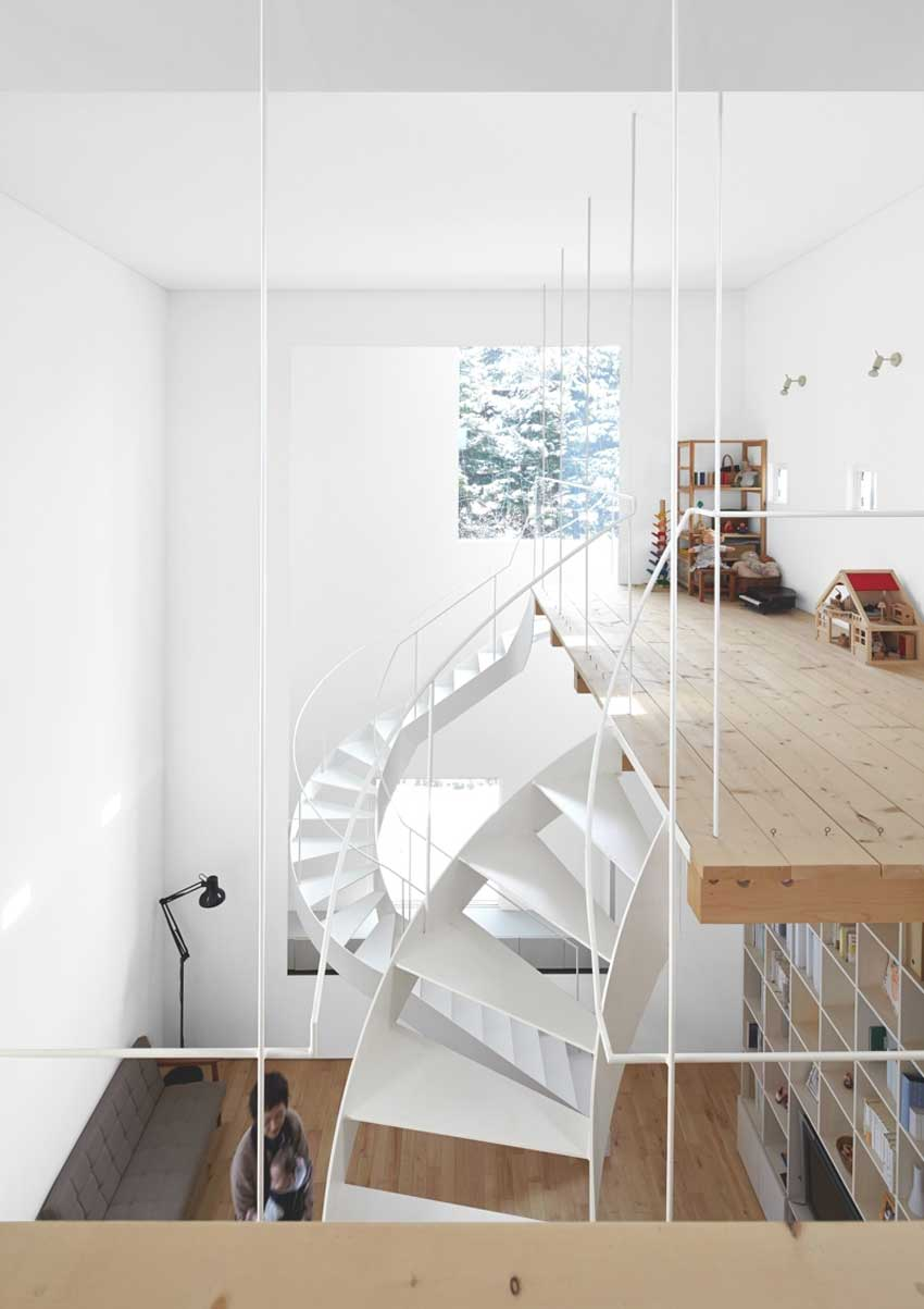 Case by Jun Igarashi Architects Japan | Yellowtrace