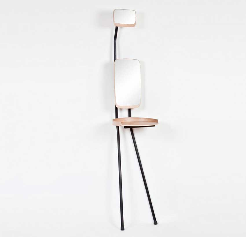 Fanfan Dressing Table by Violane D'Harcourt | Yellowtrace