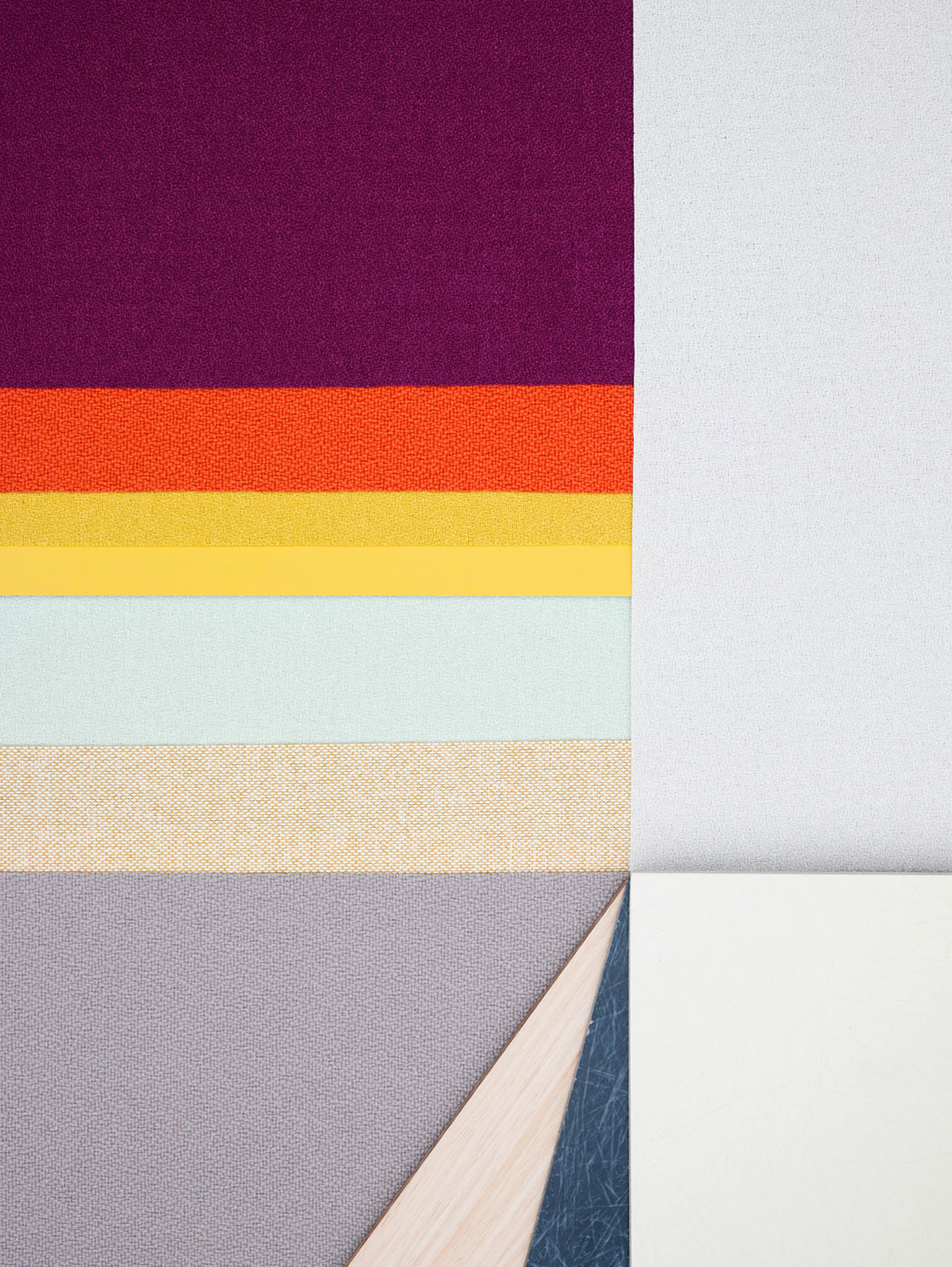 Herman Miller's Refreshed Palette by Carl Kleiner | Yellowtrace