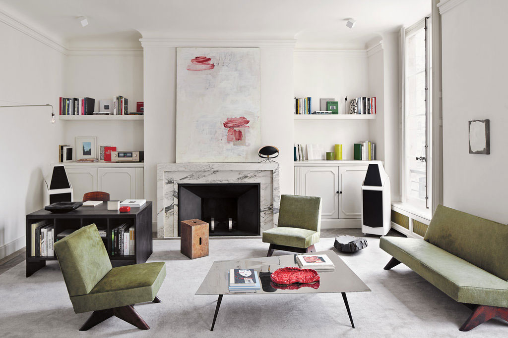 Joseph Dirand Paris Apartment | Yellowtrace