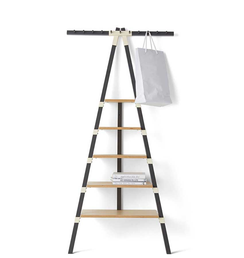 Wall shelf by Keiji Ashizawa for IKEA | Yellowtrace