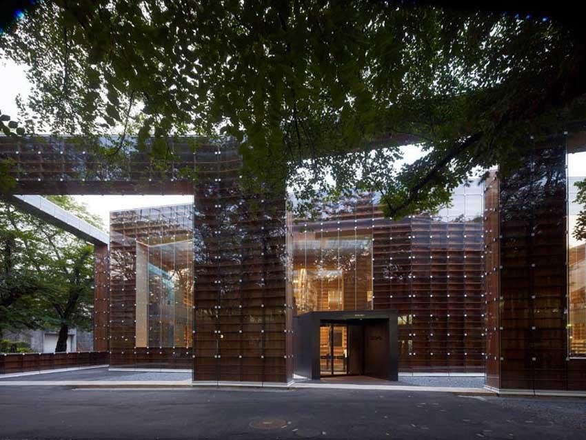Musashino Art University Museum & Library by Sou Fujimoto | Yellowtrace