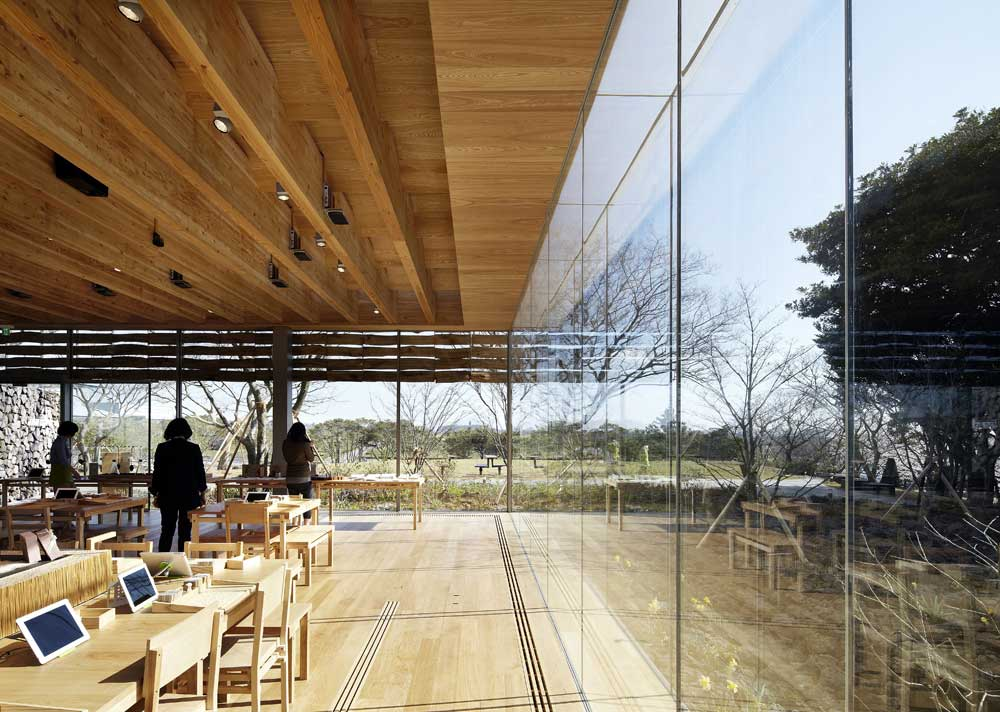 Osulloc Tea House Pavillions by Mass Studies | YellowtraceOsulloc Tea House Pavillions by Mass Studies | Yellowtrace