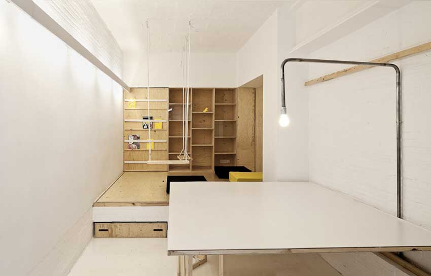 Toormix Workshop by Vora Arquitectura, Barcelona | Yellowtrace