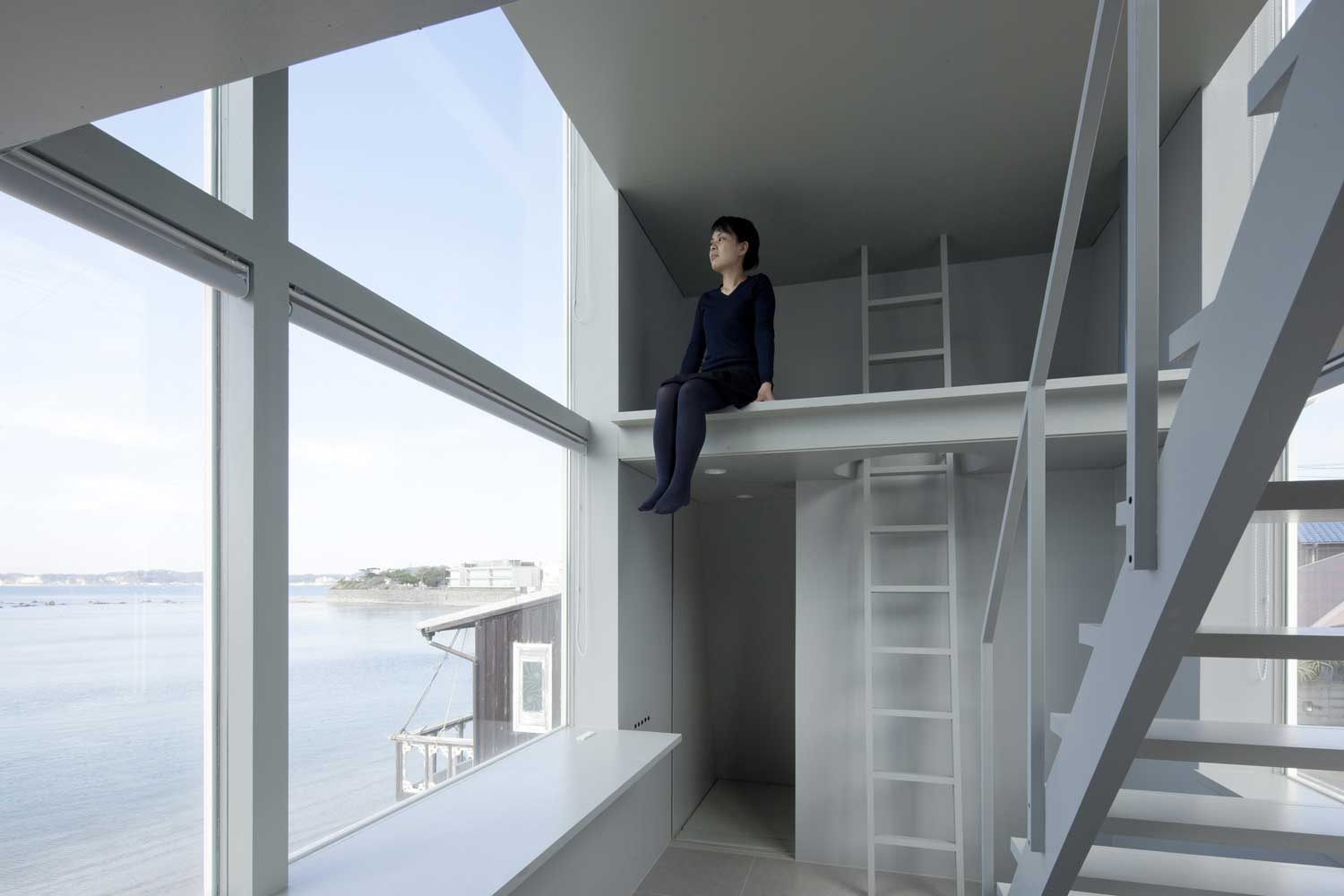 Window House by Yasutaka Yoshimura Architects | Yellowtrace
