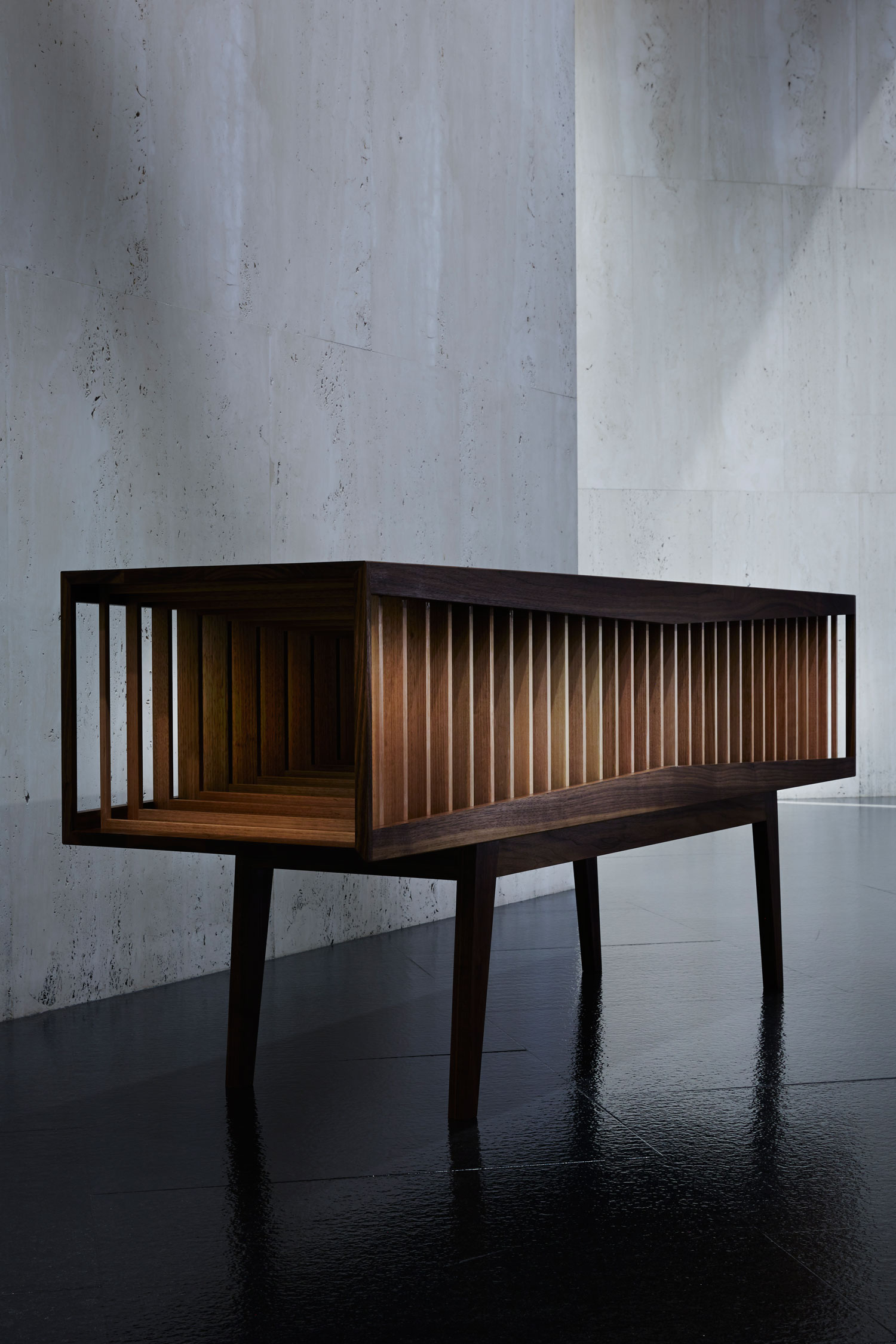Interior, Credenza by Brendan Jurich | Yellowtrace