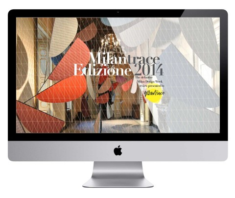 Yellowtrace Presents // MILANTRACE Edizione 2014, Interactive Digital Magazine & Video Series.