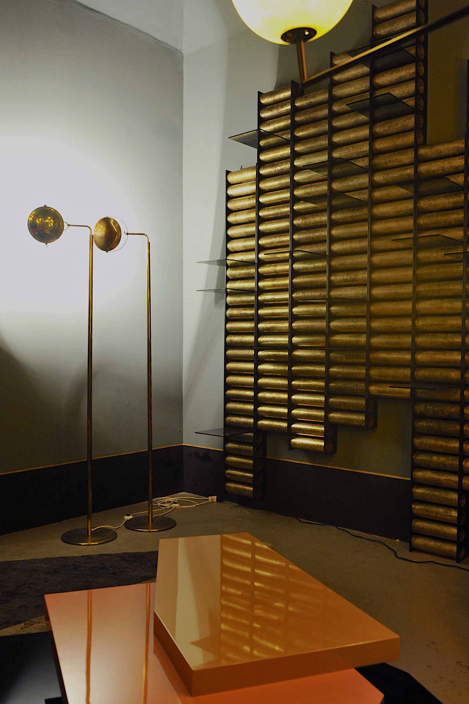 MILANTRACE 2014 / Best of Milan Design Week, Dimore Gallery in Brera, photo by Nick Hughes | Yellowtrace