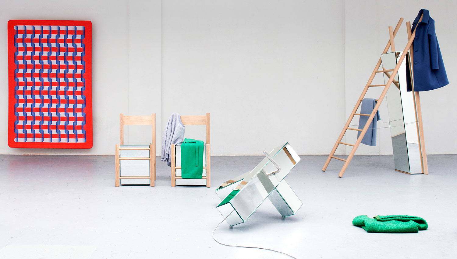 Milantrace 2014 / Ventura Lambrate, Reflection Collection by Lucas & Lucas | Yellowtrace