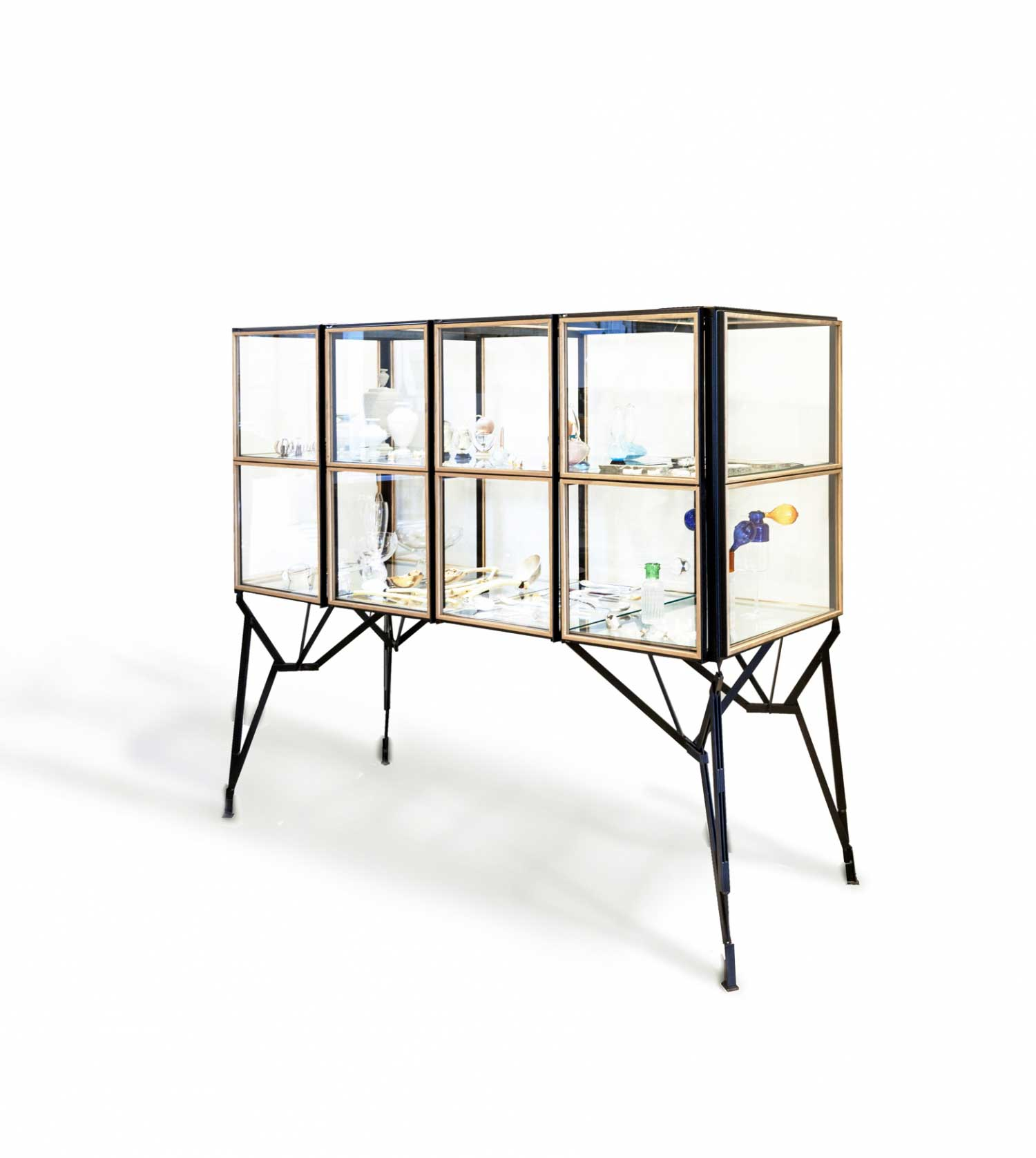 Milantrace 2014 / Ventura Lambrate, Cabinet by Paul Heijnen Studio | Yellowtrace