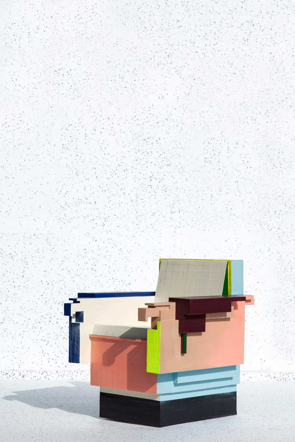 Milantrace 2014 / Ventura Lambrate, The sorry collection by Tessa Koot   Yellowtrace