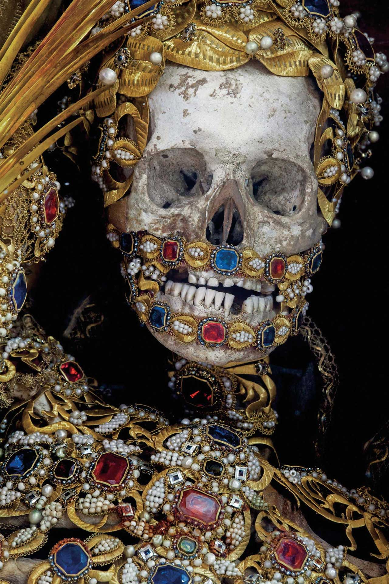 Heavenly Bodies: Spectacular Catacomb Saints Photographed by Paul Koudounaris.