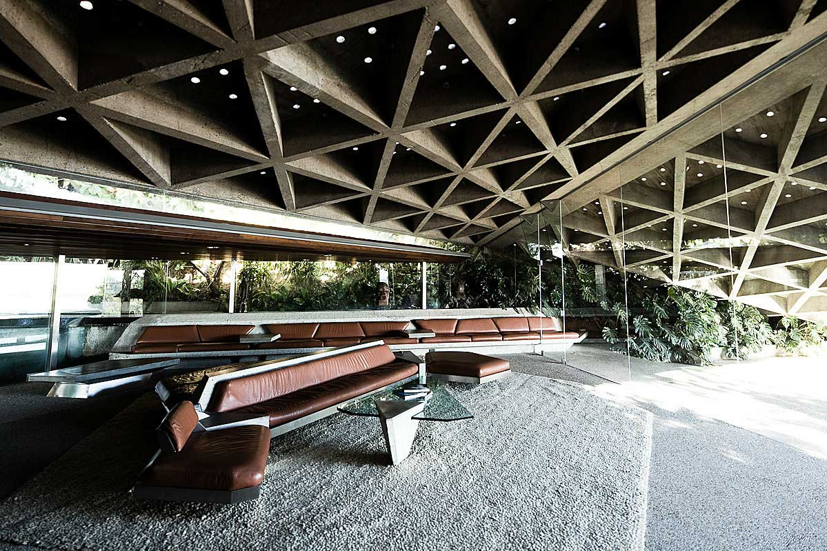 Sheats Goldstein House by John Lautner.
