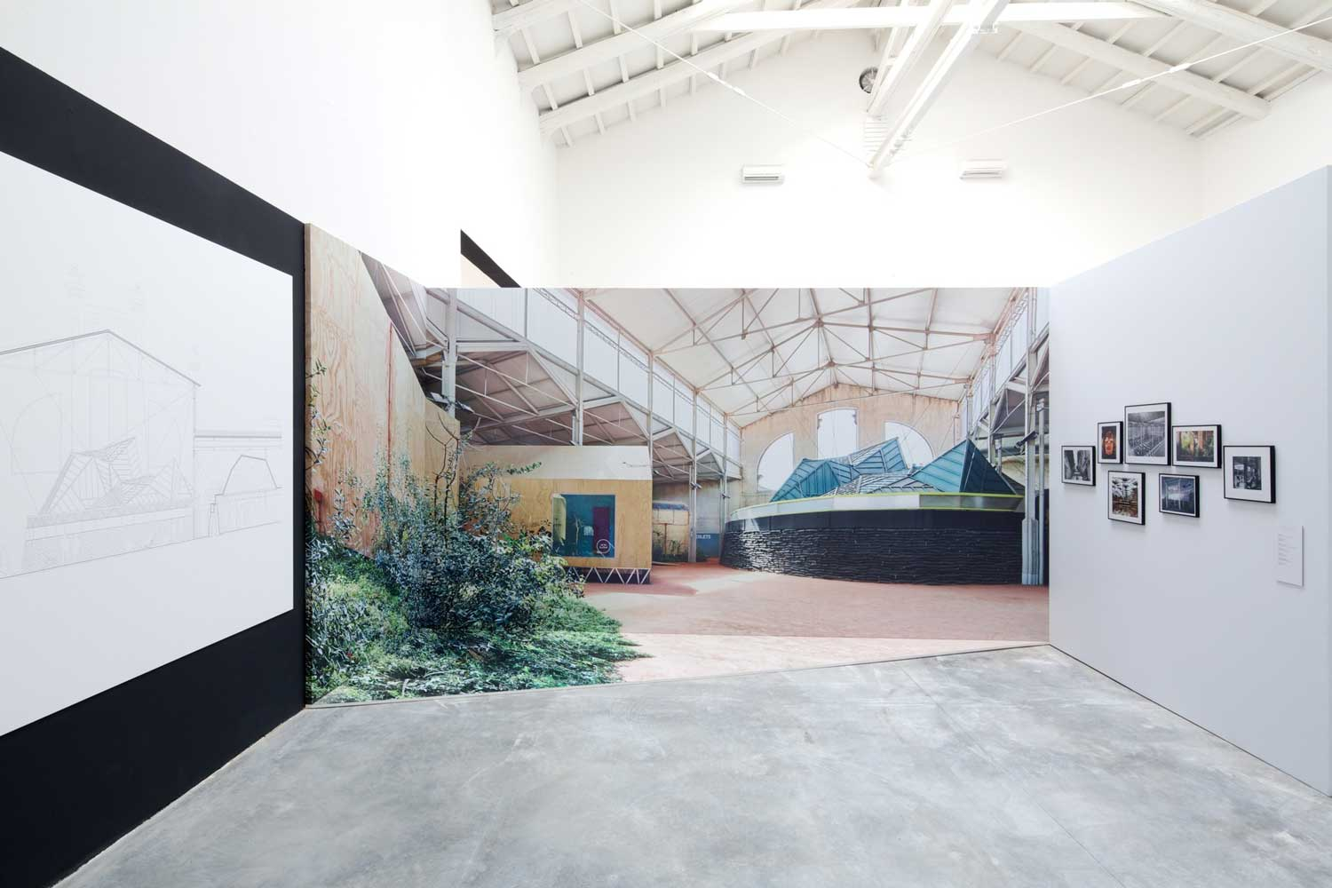 Spanish Pavilion by Aki Balos at the Venice Biennale 2014   Yellowtrace