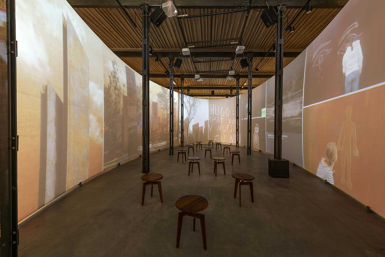 Mexico Pavilion at the Venice Biennale 2014   Yellowtrace
