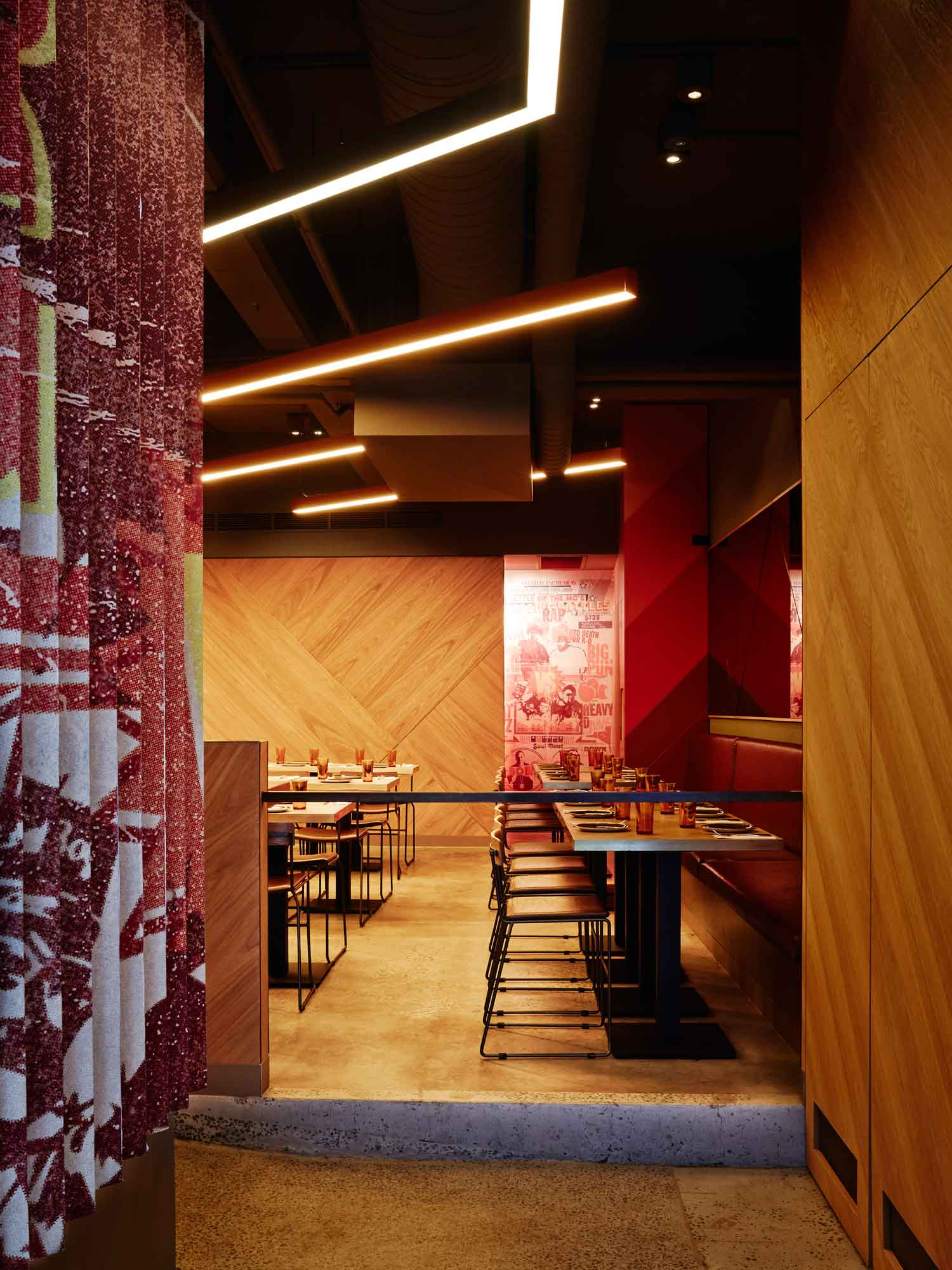Mr Big Stuff Restaurant by Techne Architecture + Interior Design Studio | Yellowtrace