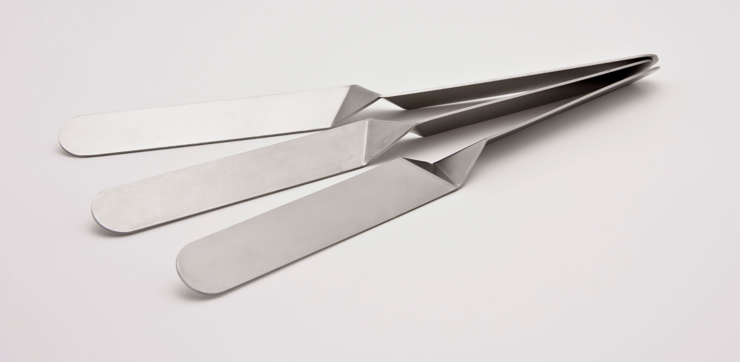Object Future Exhibition by Dale Hardiman // Butter Knives by Alison Jackson   Yellowtrace