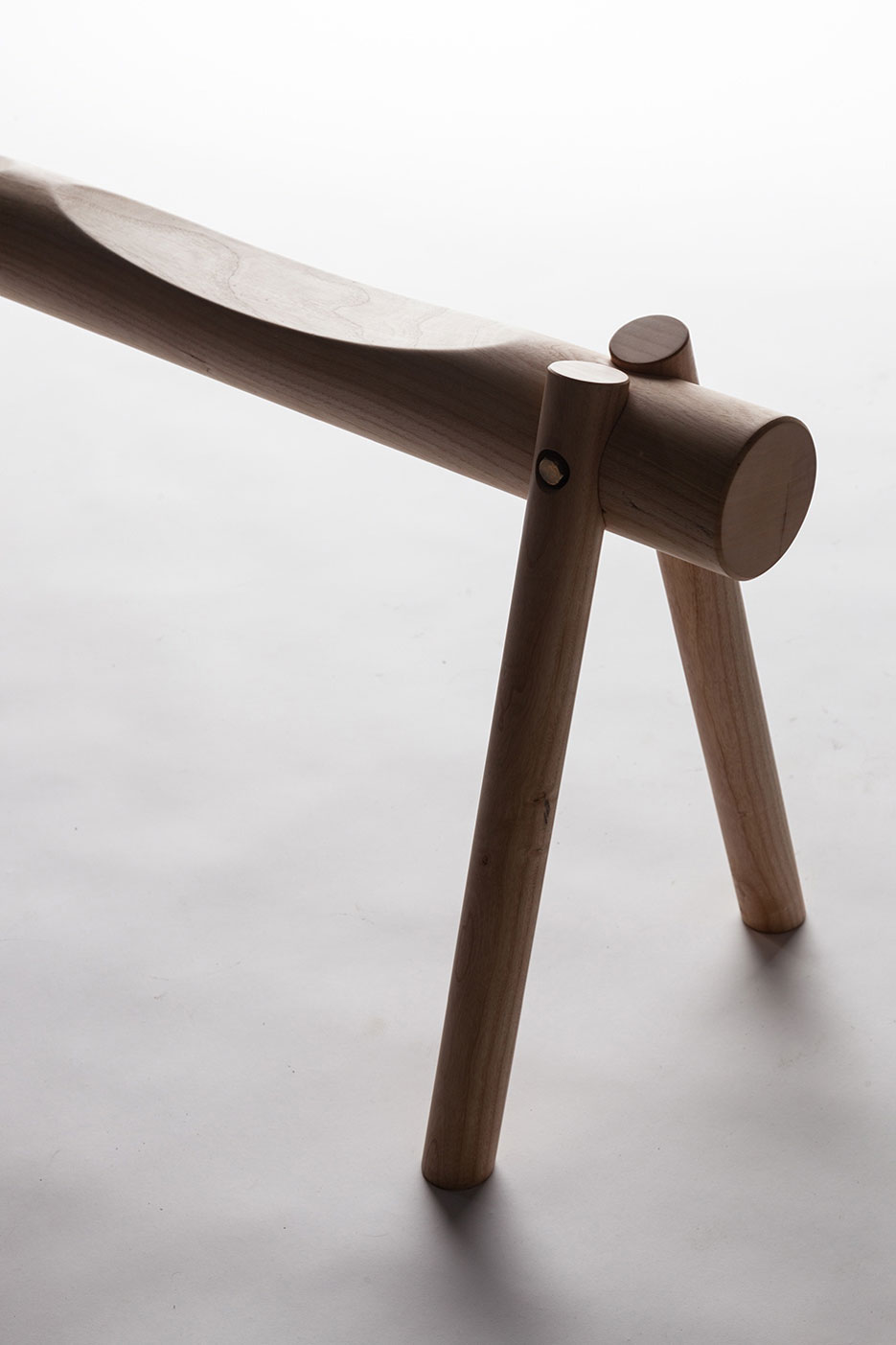 Object Future Australian Design Exhibition //  Section Bench by Tim Wallace   Yellowtrace